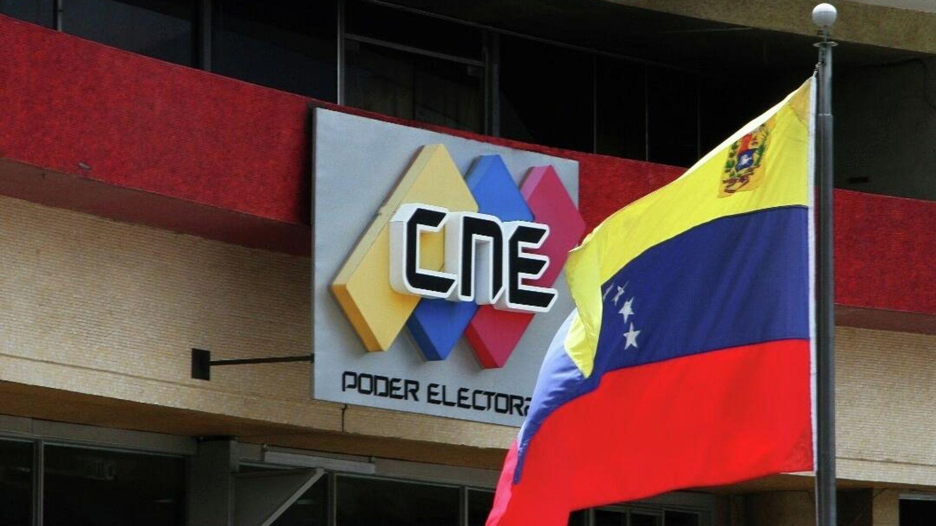 Consejo Nacional Electoral de Venezuela - Sputnik Mundo, 1920, 07.10.2021