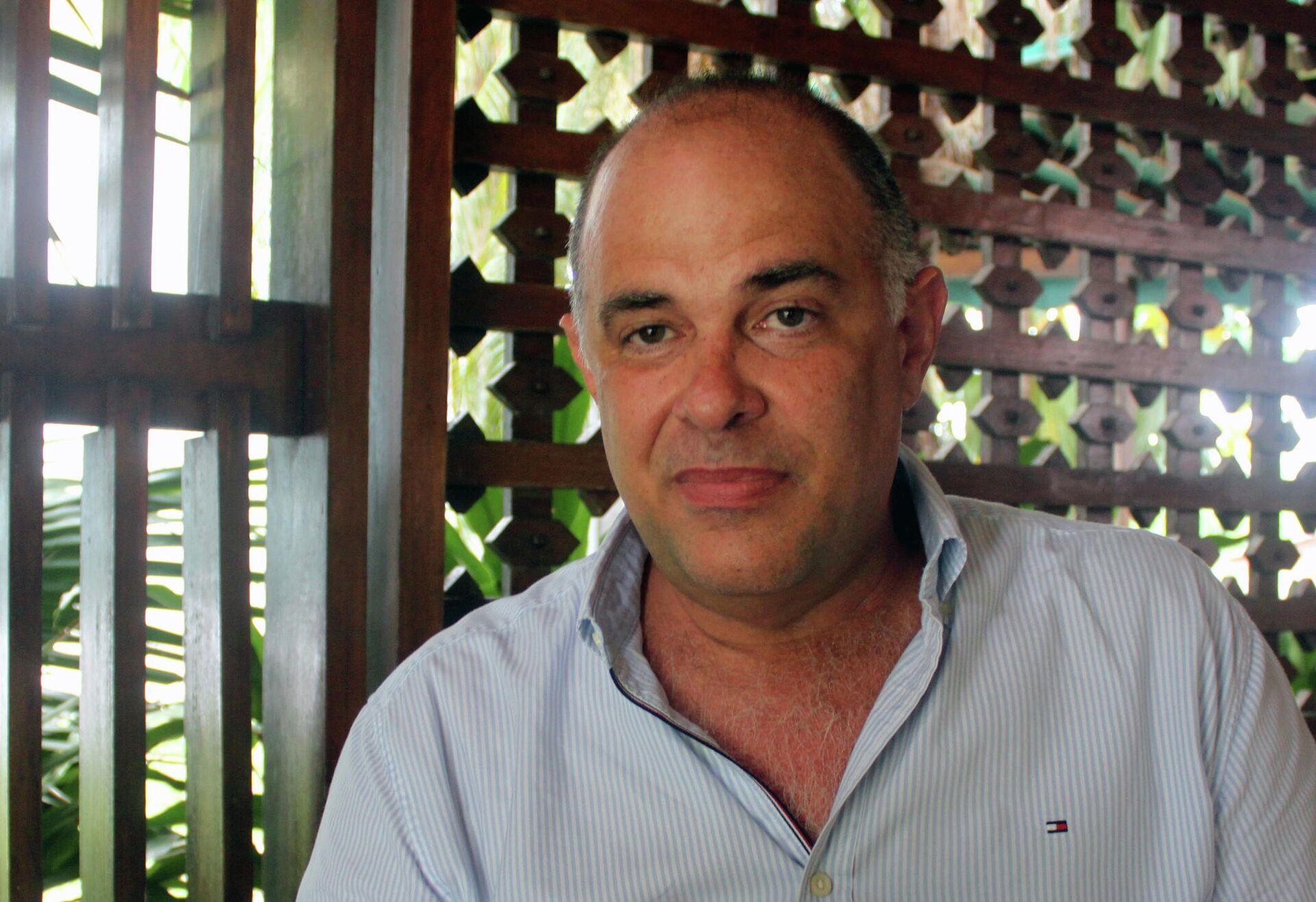 Humberto Pérez, coordinador de grupos solidarios con Cuba desde Panamá - Sputnik Mundo, 1920, 08.10.2021