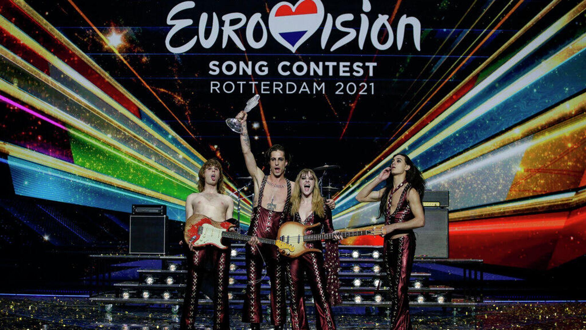 eurovisión - Sputnik Mundo, 1920, 08.10.2021