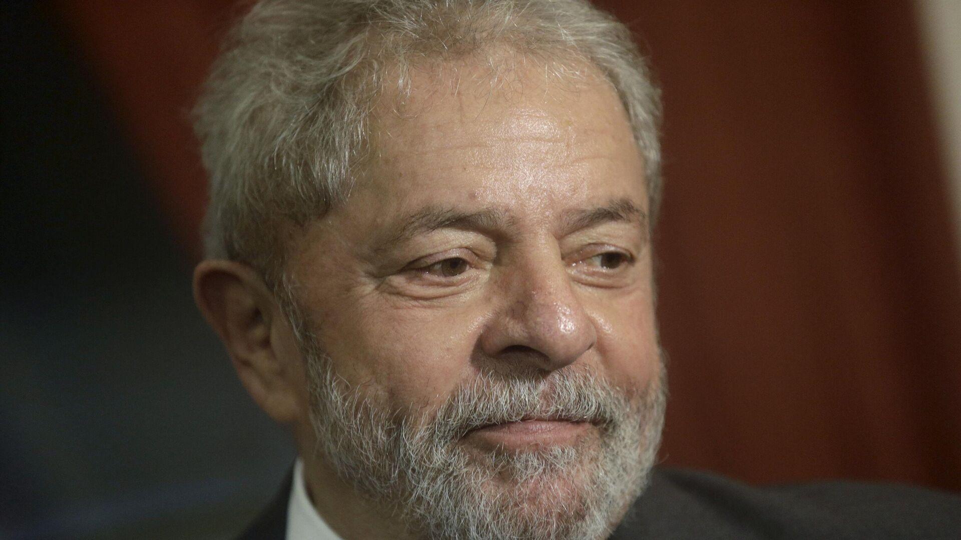 El expresidente brasileño Luiz Inácio Lula da Silva - Sputnik Mundo, 1920, 08.10.2021