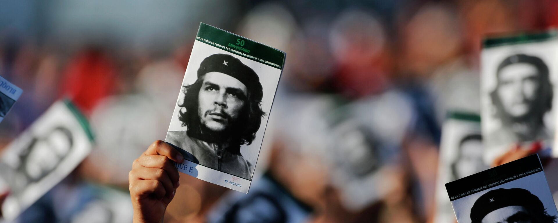 El guerrillero cubano-argentino Ernesto Che Guevara (1928-1967) - Sputnik Mundo, 1920, 08.10.2021