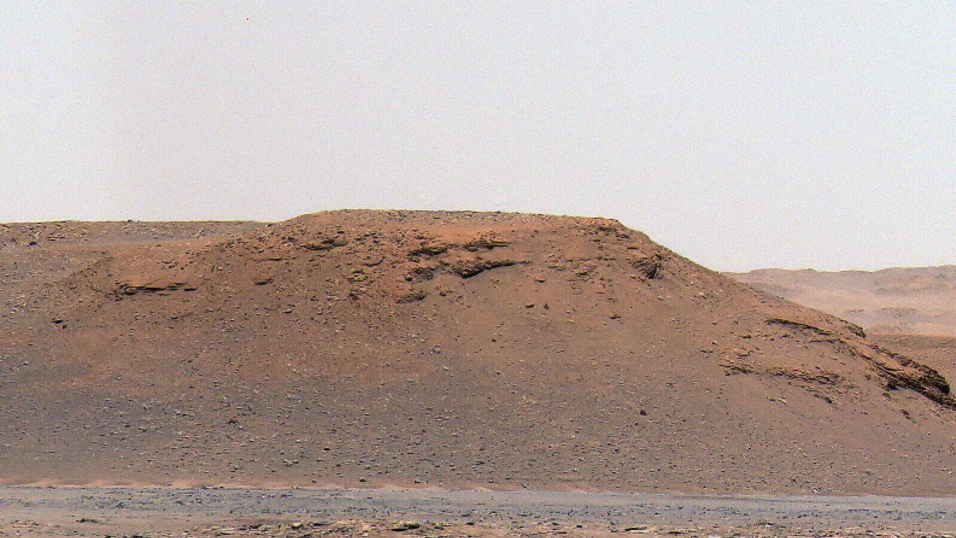 Una imagen captada por Perseverance en Marte - Sputnik Mundo, 1920, 08.10.2021