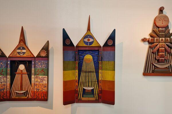 Xul Solar fue artista plástico y astrólogo, inventor de lenguas, juegos y métodos musicales - Sputnik Mundo
