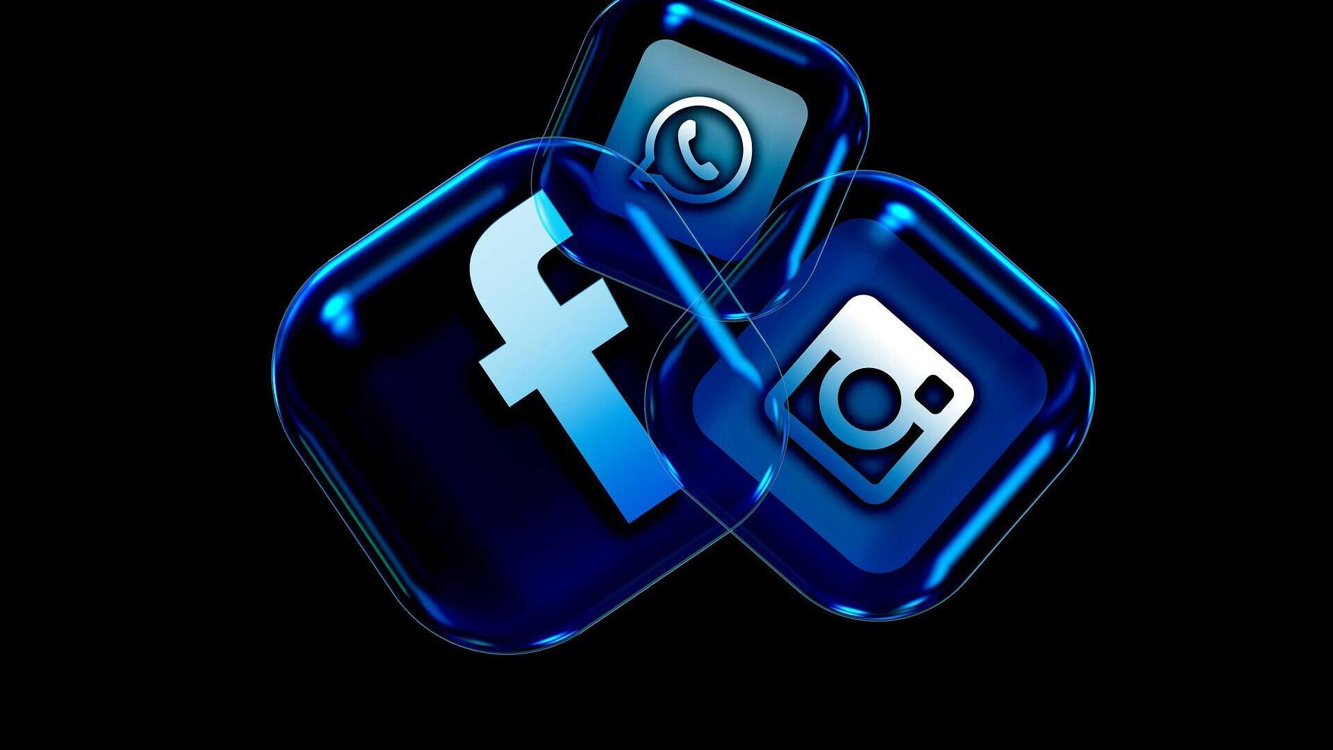 WhatsApp, Instagram y Facebook - Sputnik Mundo, 1920, 11.10.2021