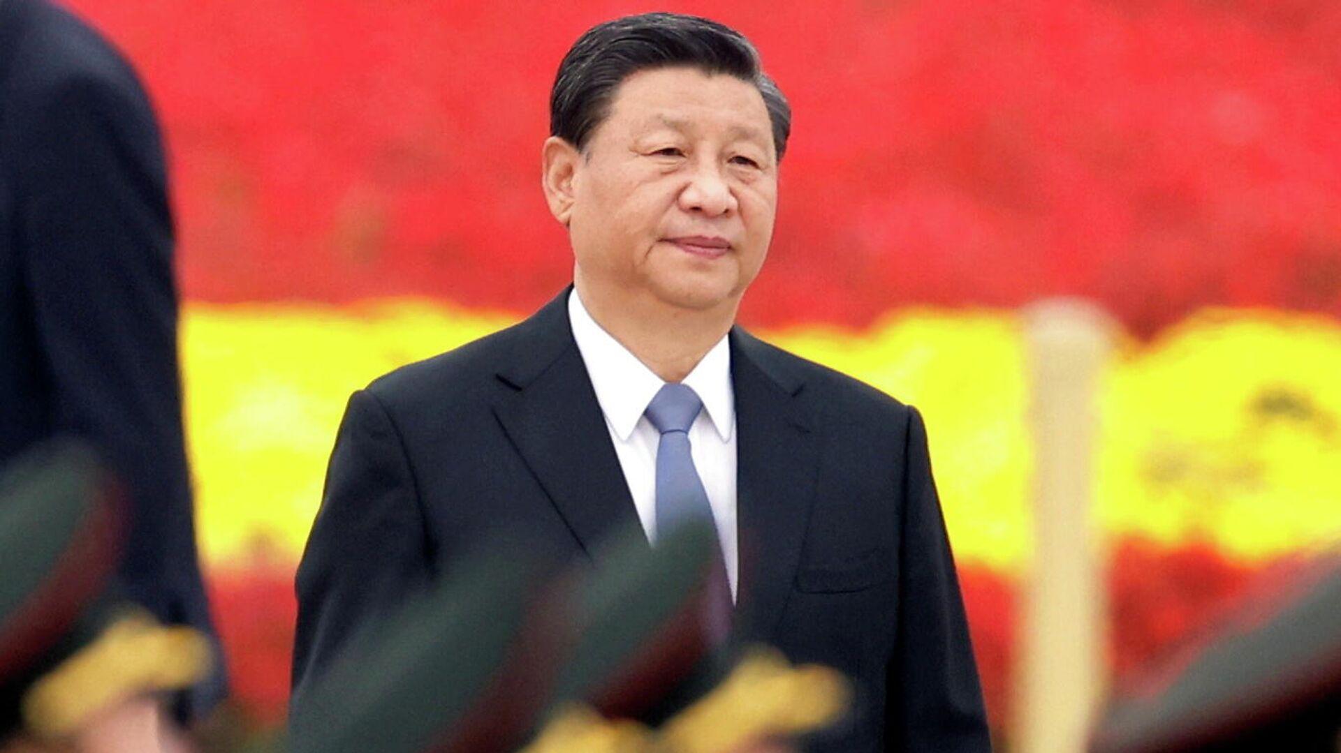 Xi Jinping, presidente de China - Sputnik Mundo, 1920, 09.10.2021