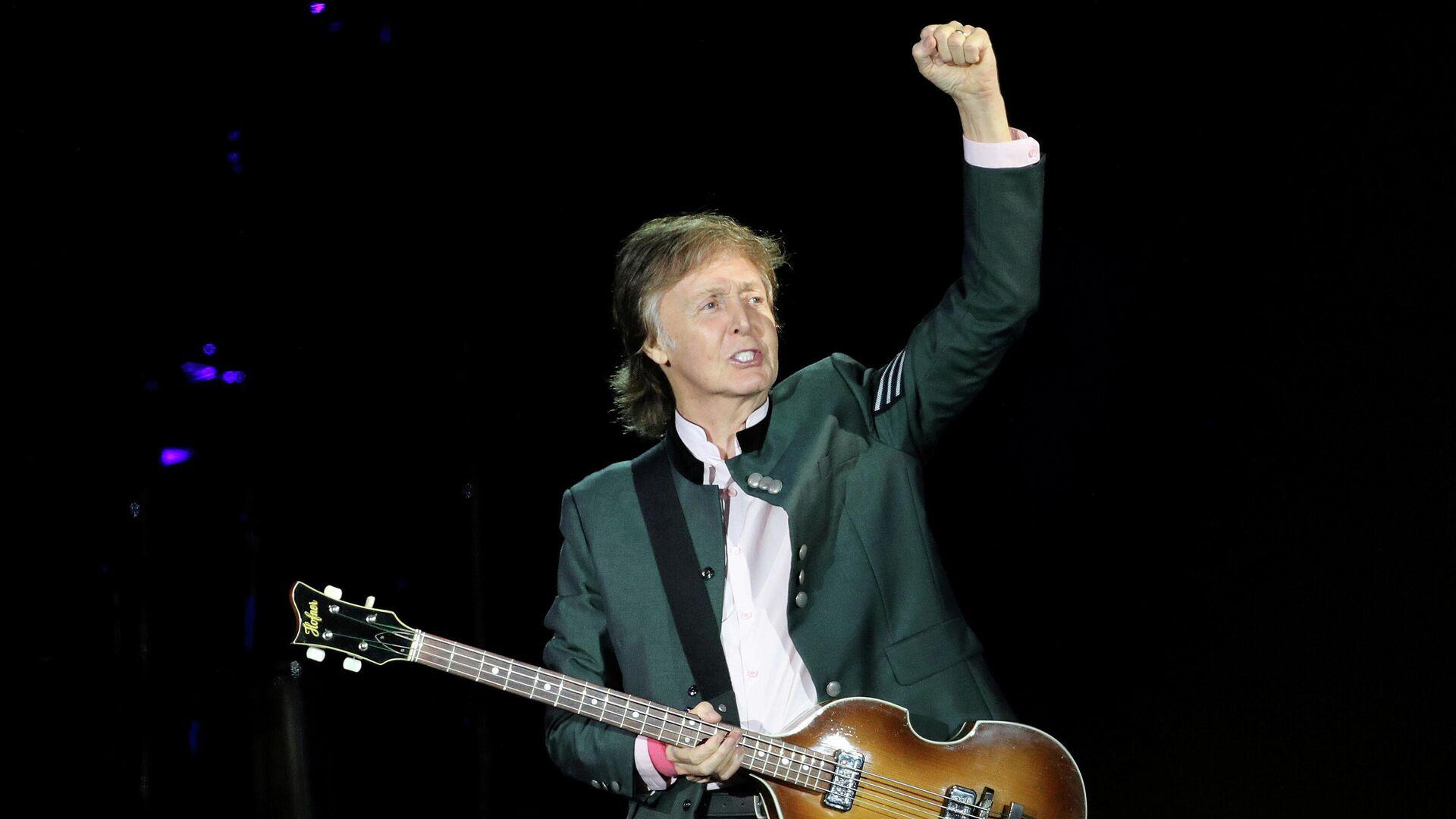 Paul McCartney revela al culpable de la separación de los Beatles