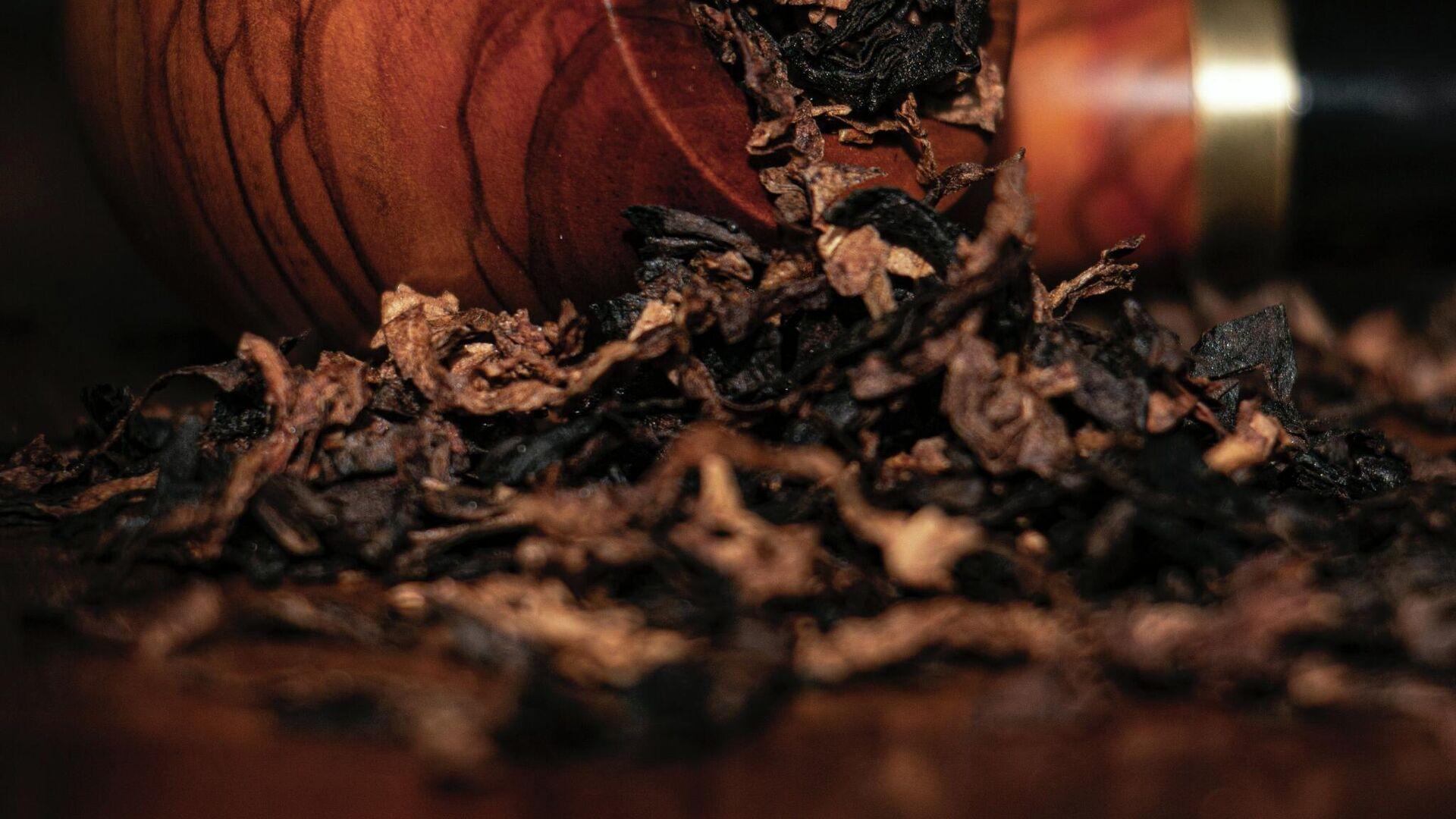 Tabaco en una pipa - Sputnik Mundo, 1920, 11.10.2021