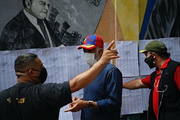 Autoridades electorales definieron como masiva la participación en simulacro electoral - Sputnik Mundo