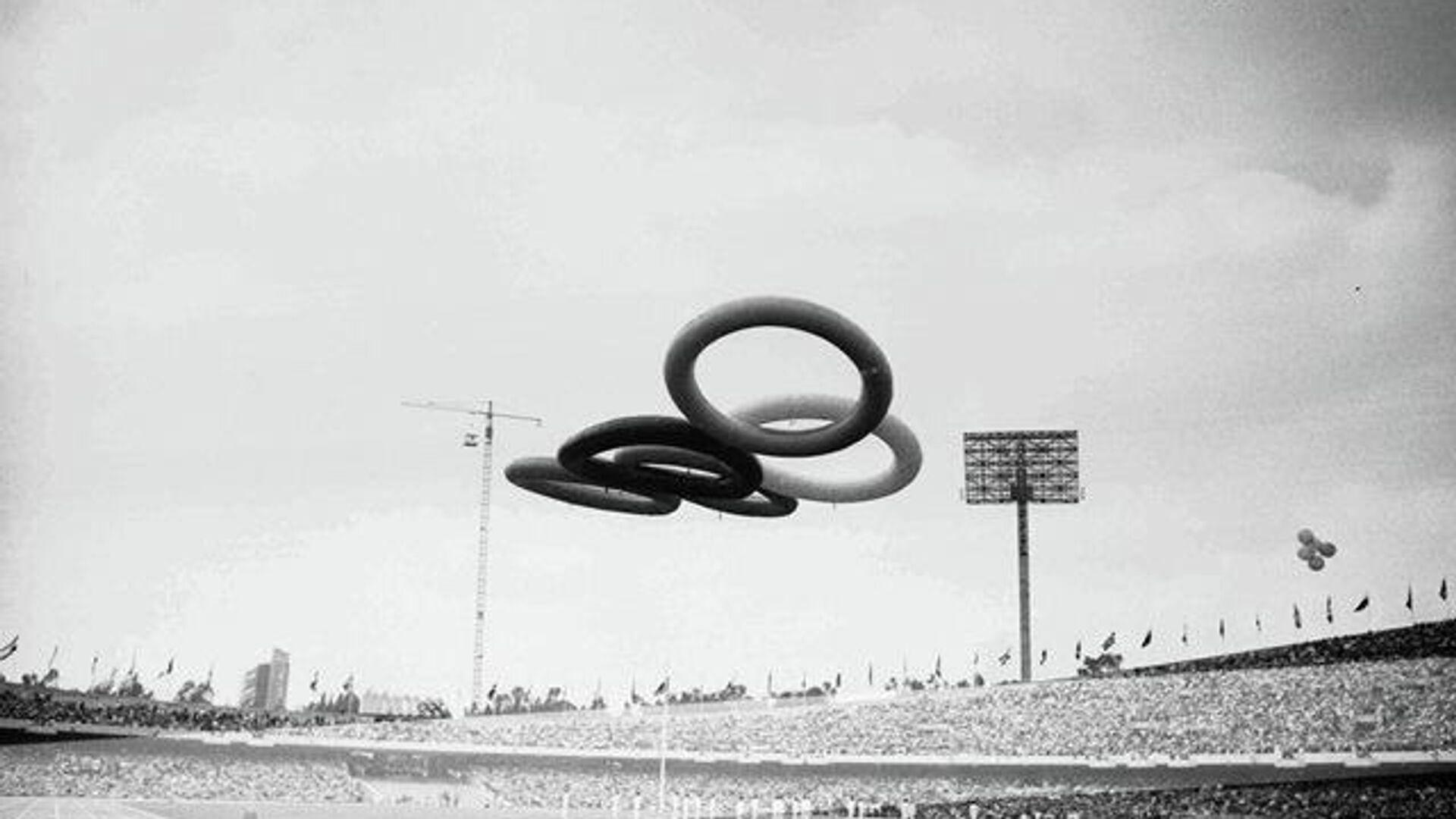 Olimpiadas de México 68 - Sputnik Mundo, 1920, 12.10.2021