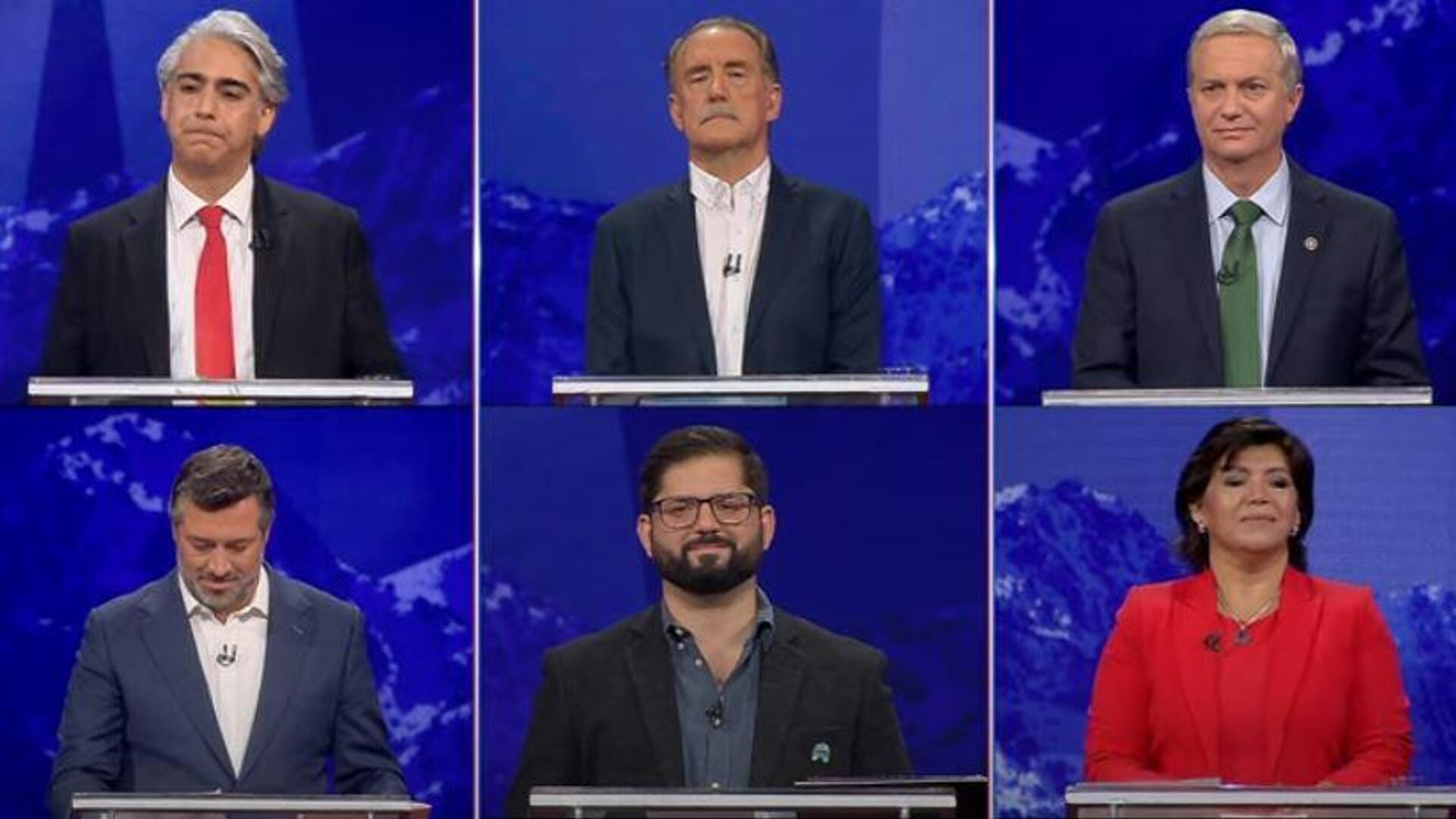 Debate Presidencial Chile 2021 - Sputnik Mundo, 1920, 12.10.2021