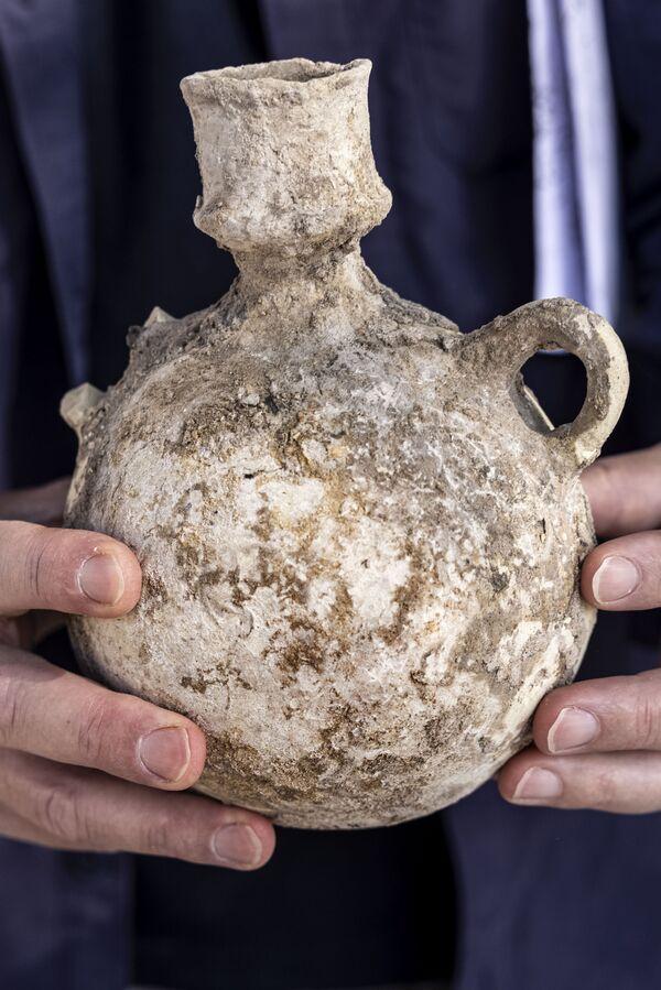 Según los cálculos, se producían unos dos millones de litros de vino al año. - Sputnik Mundo
