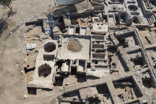 Las autoridades de la ciudad pretenden abrir un parque arqueológico en el emplazamiento de la antigua bodega. - Sputnik Mundo