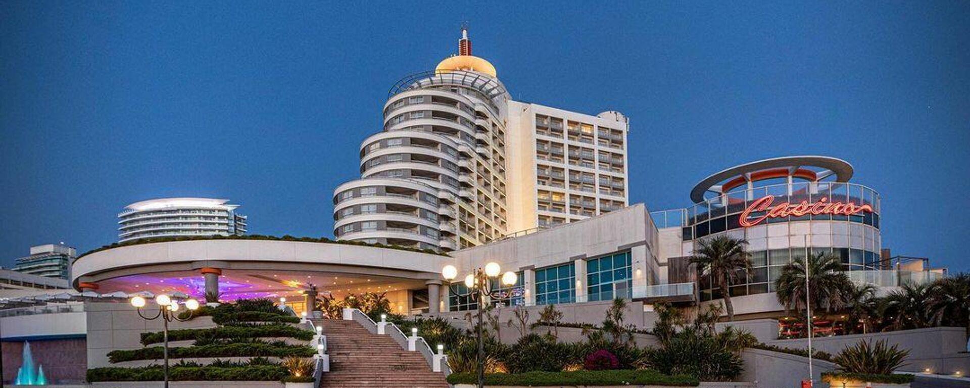 Hotel Enjoy en Punta del Este, Uruguay - Sputnik Mundo, 1920, 13.10.2021