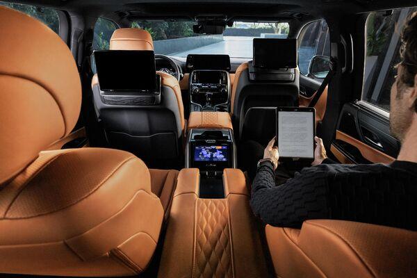 El nuevo Lexus LX600   - Sputnik Mundo