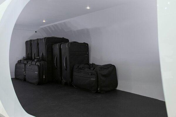 Compartimento de equipaje del nuevo HondaJet 2600 - Sputnik Mundo