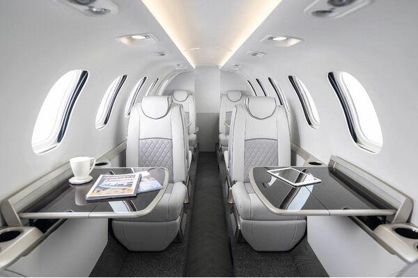 El interior del nuevo HondaJet 2600 - Sputnik Mundo