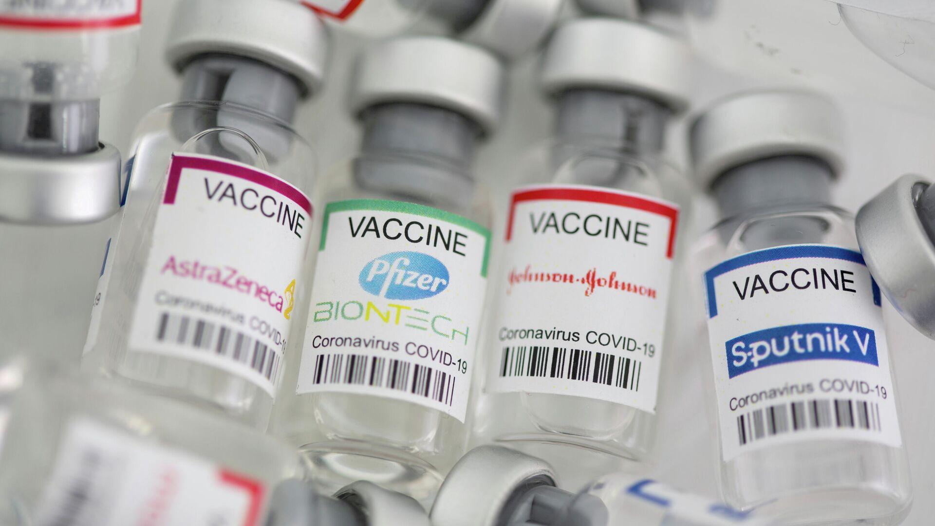 Las vacunas contra el COVID-19 - Sputnik Mundo, 1920, 14.10.2021