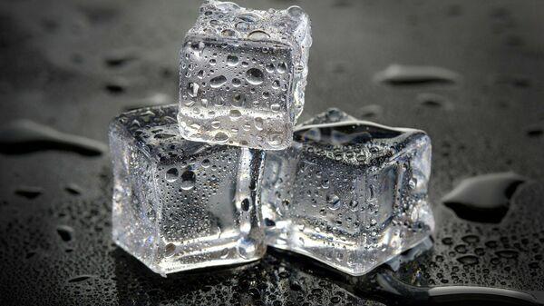 Unos cubitos de hielo - Sputnik Mundo