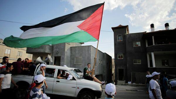 Palestinos esperan que EEUU no vete su propuesta en la ONU para poner fin a la ocupación - Sputnik Mundo