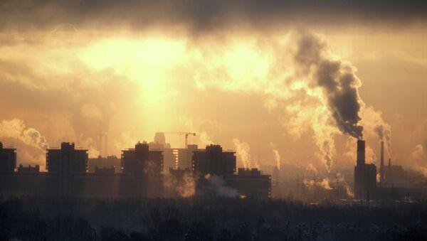 Загрязнение воздуха - Sputnik Mundo