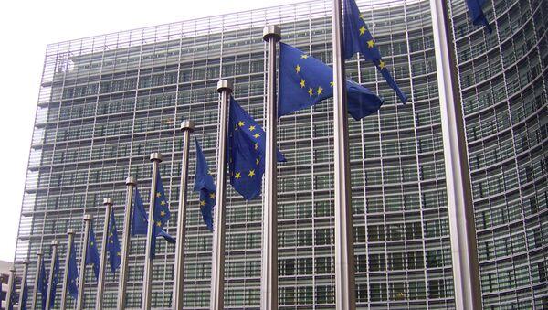 Флаг Евросоюза - Sputnik Mundo