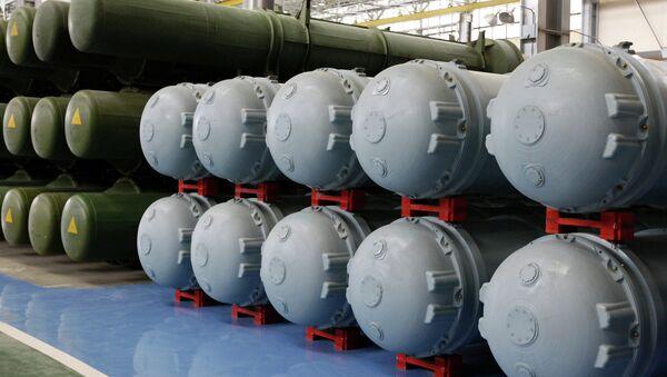 Armeros rusos, los únicos que incrementan las ventas en 2013 - Sputnik Mundo