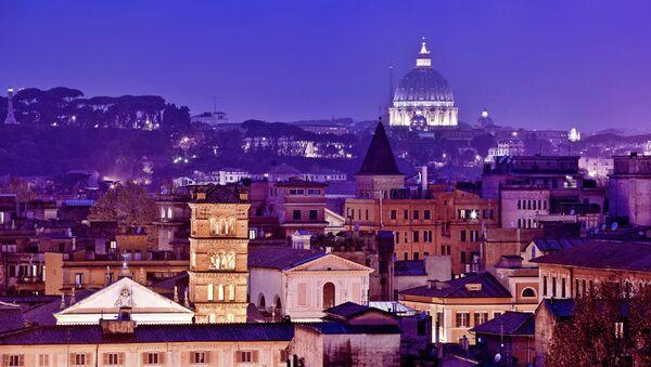 Roma, la capital de Italia - Sputnik Mundo