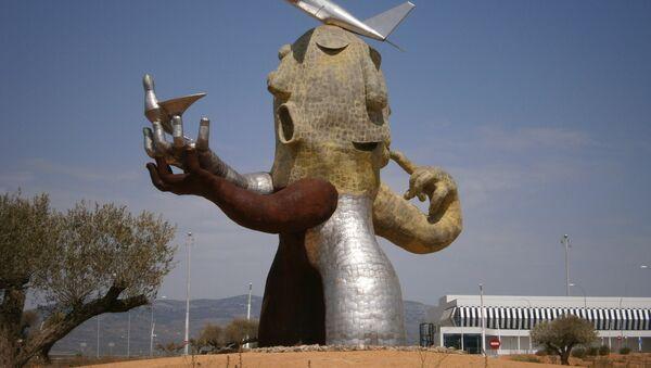 El aeropuerto de Castellón - Sputnik Mundo