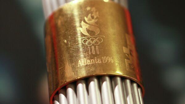 La última vez cuando EEUU albergó unos Juegos Olímpicos de verano fue en 1996 en Atlanta - Sputnik Mundo