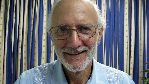Alan Gross, contratista estadounidense encarcelado en 2009 en Cuba - Sputnik Mundo