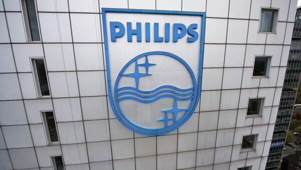 La holandesa Philips continúa su colaboración con Rusia a pesar de las sanciones - Sputnik Mundo