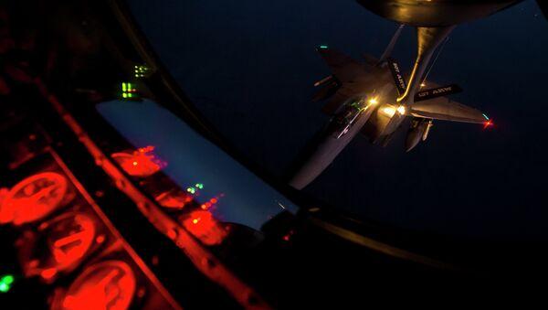 Aviación de EEUU - Sputnik Mundo