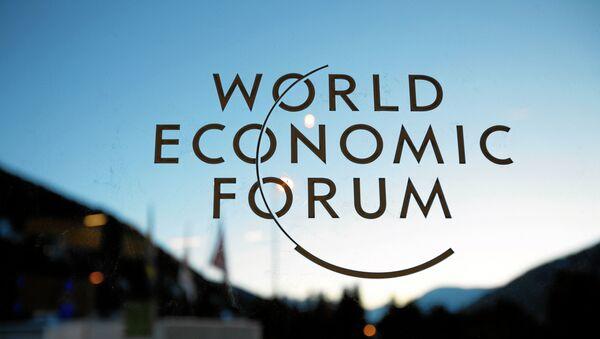 La próxima edición de Davos será difícil para Rusia - Sputnik Mundo