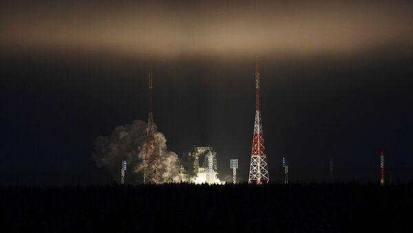 Lanzamiento de un cohete portador Angará-A5 - Sputnik Mundo