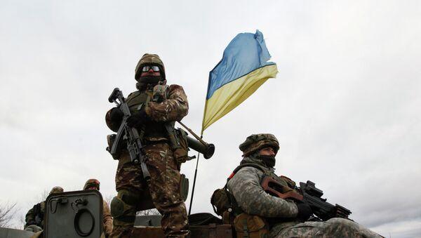 Ejército de Ucrania - Sputnik Mundo