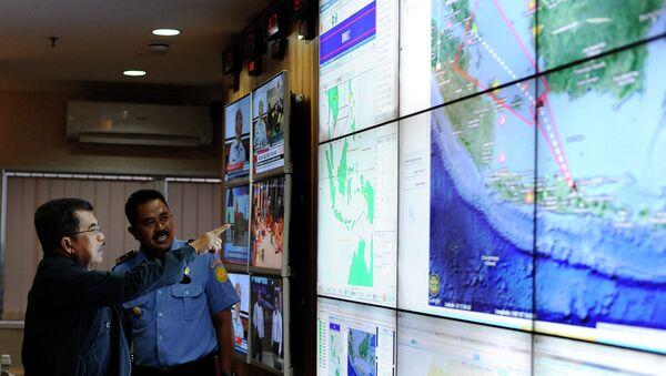 Desaparece en Indonesia un avión de AirAsia - Sputnik Mundo