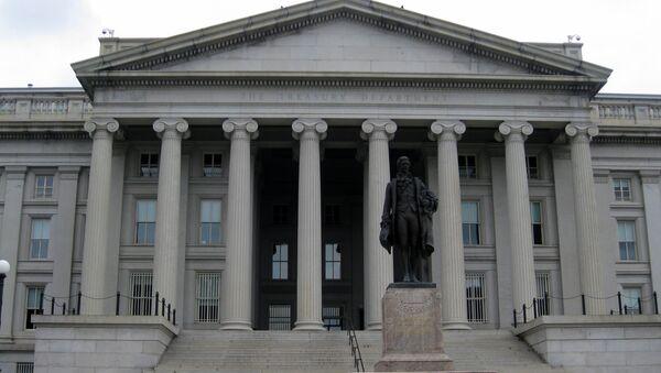 Departamento Nacional del Tesoro - Sputnik Mundo