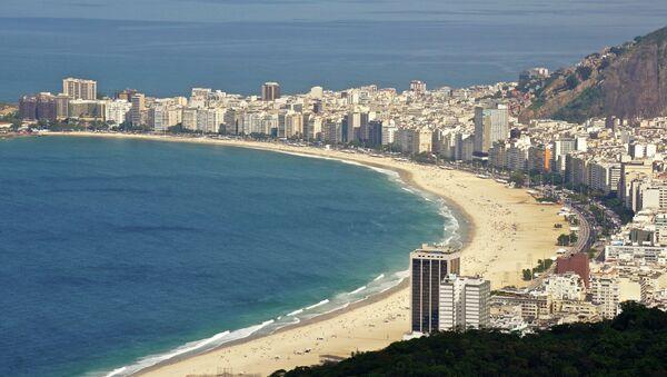 Copacabana Beach - Rio de janeiro - Brasil - Sputnik Mundo