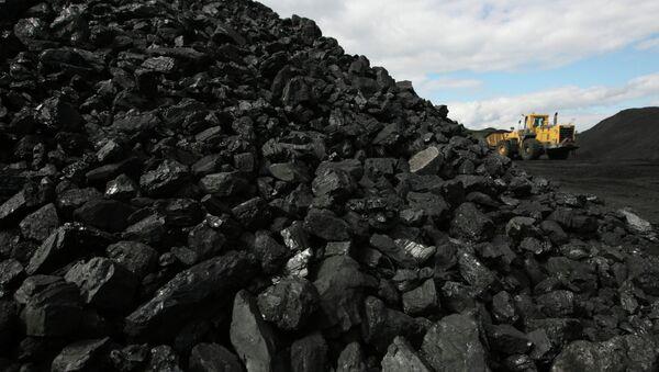 Carbón - Sputnik Mundo