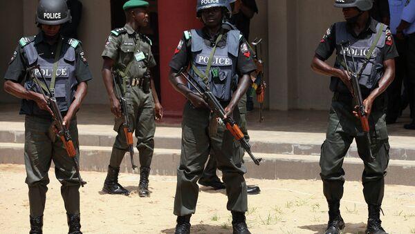 Nigeria Police Force - Sputnik Mundo