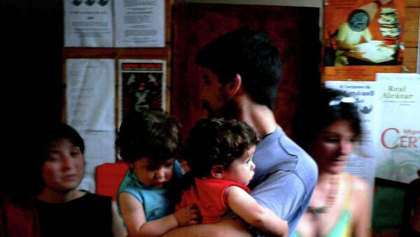 Refugiado en Melilla - Sputnik Mundo