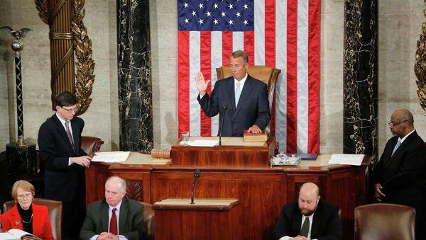 John Boehner - Sputnik Mundo