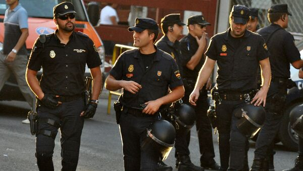 Desalojada la estación de Nuevos Ministerios en Madrid por paquete sospechoso - Sputnik Mundo