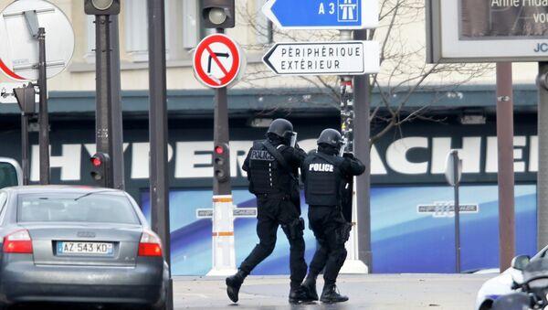 Una red organizada financiaba y armaba a terroristas en Francia, dice la policía - Sputnik Mundo