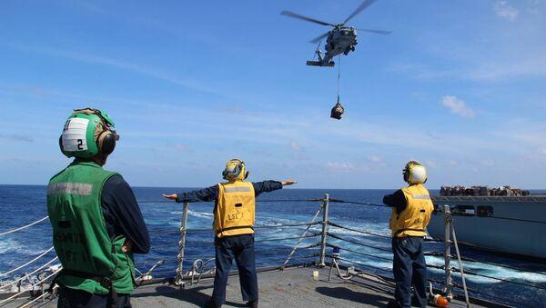 Búsqueda del avión MH370 - Sputnik Mundo