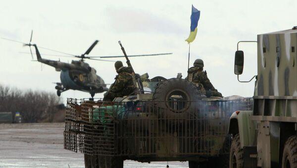 Las milicias de Lugansk informan de intensos combates en la provincia - Sputnik Mundo