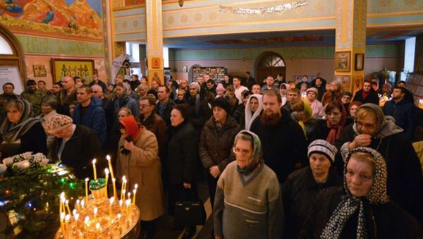 Navidad ortodoxa - Sputnik Mundo