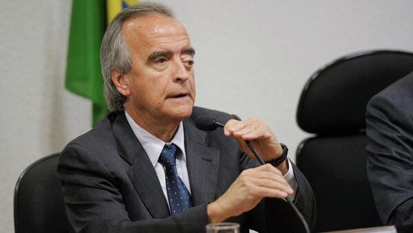Nestor Cerveró, exdirector de Petrobras - Sputnik Mundo
