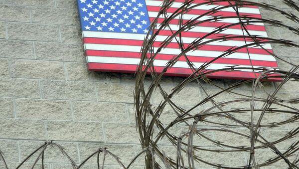 Сampo de detención de Guantánamo - Sputnik Mundo