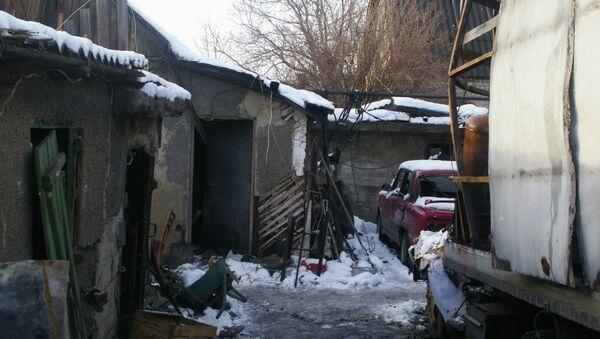 Consequencias de los ataques en Donetsk - Sputnik Mundo